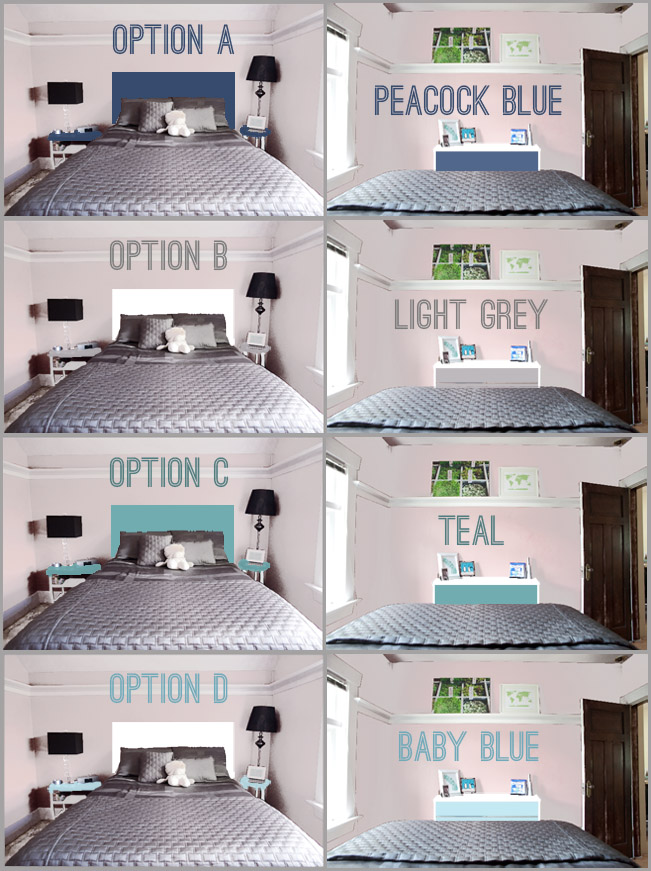 Superbe Pretty Gray And Teal Bedroom Photos Un Red The Bed Room Liveit